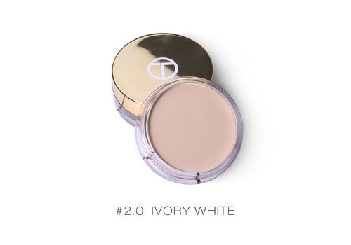 Full Coverage Concealer Jar - Color 2.0 Ivory White