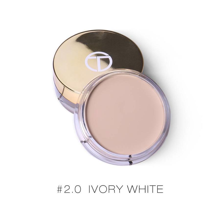 Full Coverage Concealer Jar - Color 2.0 Ivory White-1