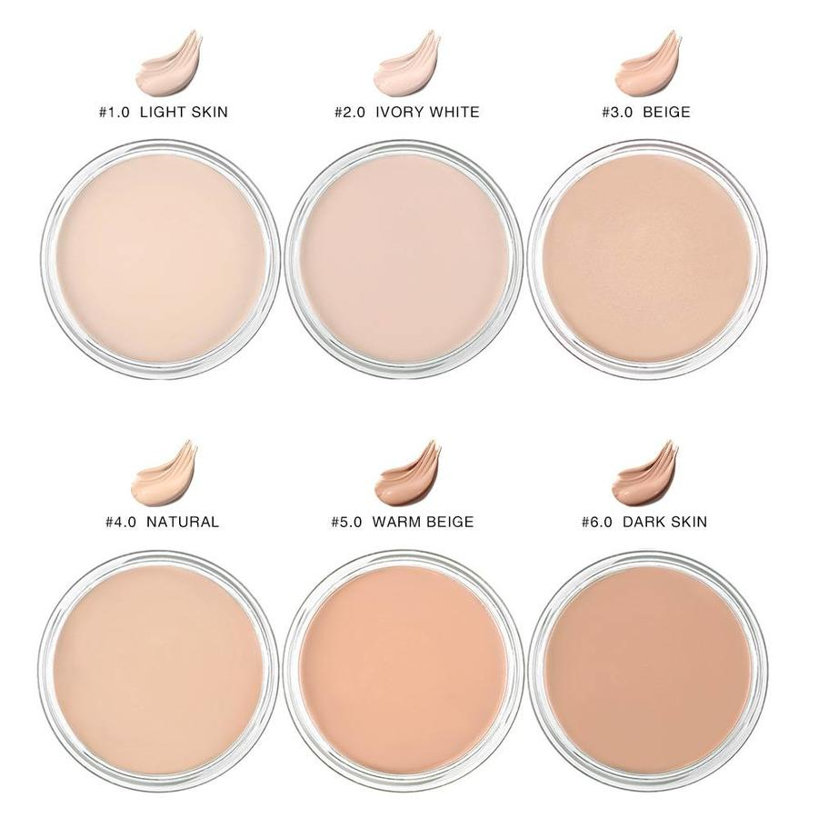 Full Coverage Concealer Jar - Color 5.0 Warm Beige-2