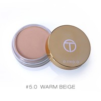thumb-Full Coverage Concealer Jar - Color 5.0 Warm Beige-1