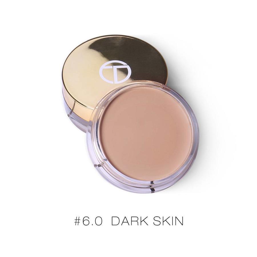 Full Coverage Concealer Jar - Color 6.0 Dark Skin-1