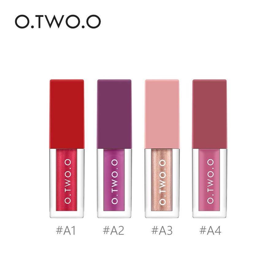 Multi-Effect Lipstick Color Kit - Favorite A-3