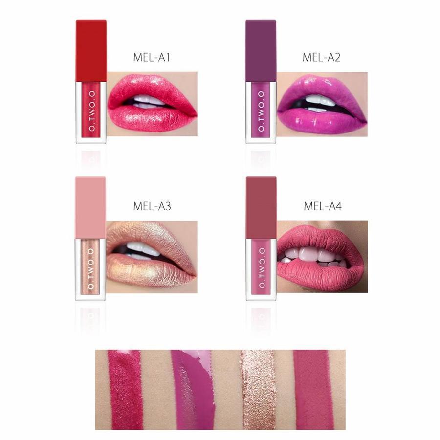 Multi-Effect Lipstick Color Kit - Favorite A-1