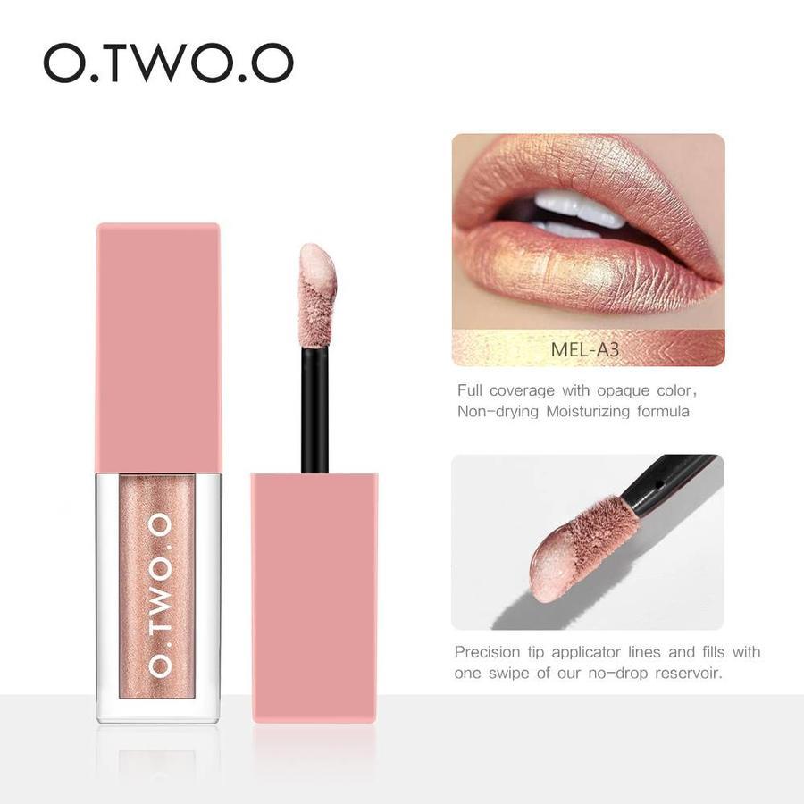 Multi-Effect Lipstick Color Kit - Favorite A-4