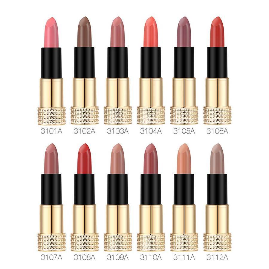 Luxery Classics Soft Matte Lipstick - Color 3104A A-Go-Go-2