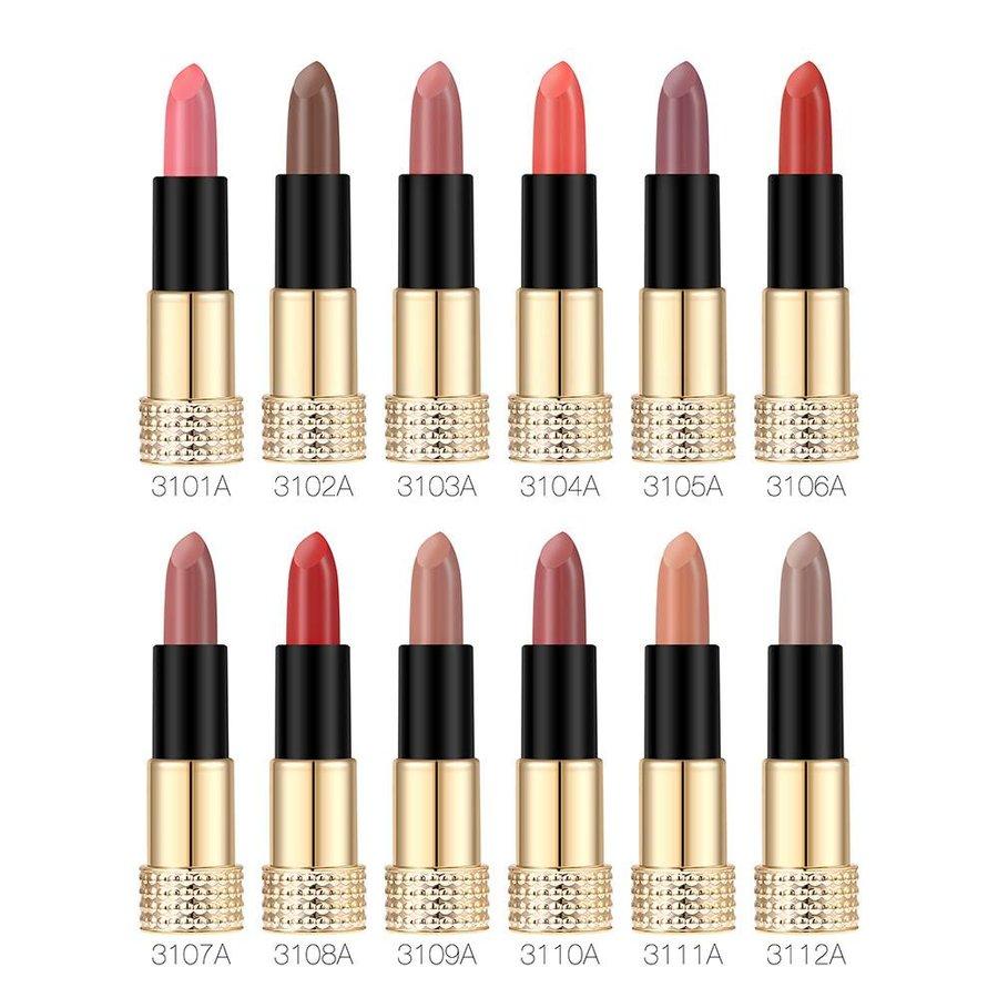 Luxery Classics Soft Matte Lipstick - Color 3106A Halo-2