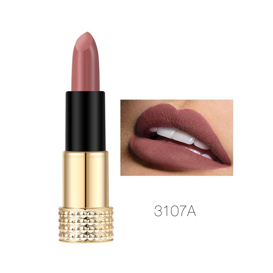 Luxery Classics Soft Matte Lipstick - Color 3107A Agatha-1