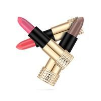 thumb-Luxery Classics Soft Matte Lipstick - Color 3109A Lolita II-5
