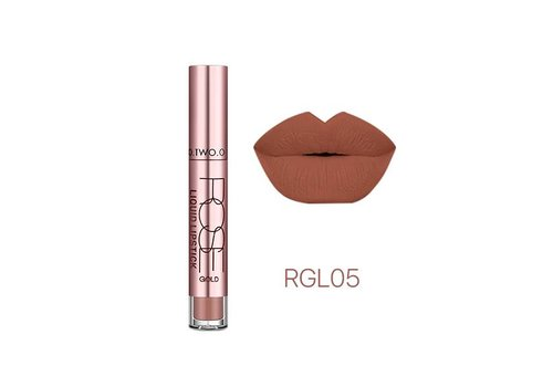 Super Waterproof Matte Liquid Lipstick - Color RGL0.5