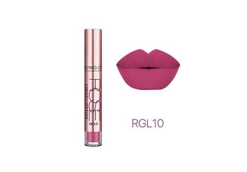 Super Waterproof Matte Liquid Lipstick - Color RGL1.0