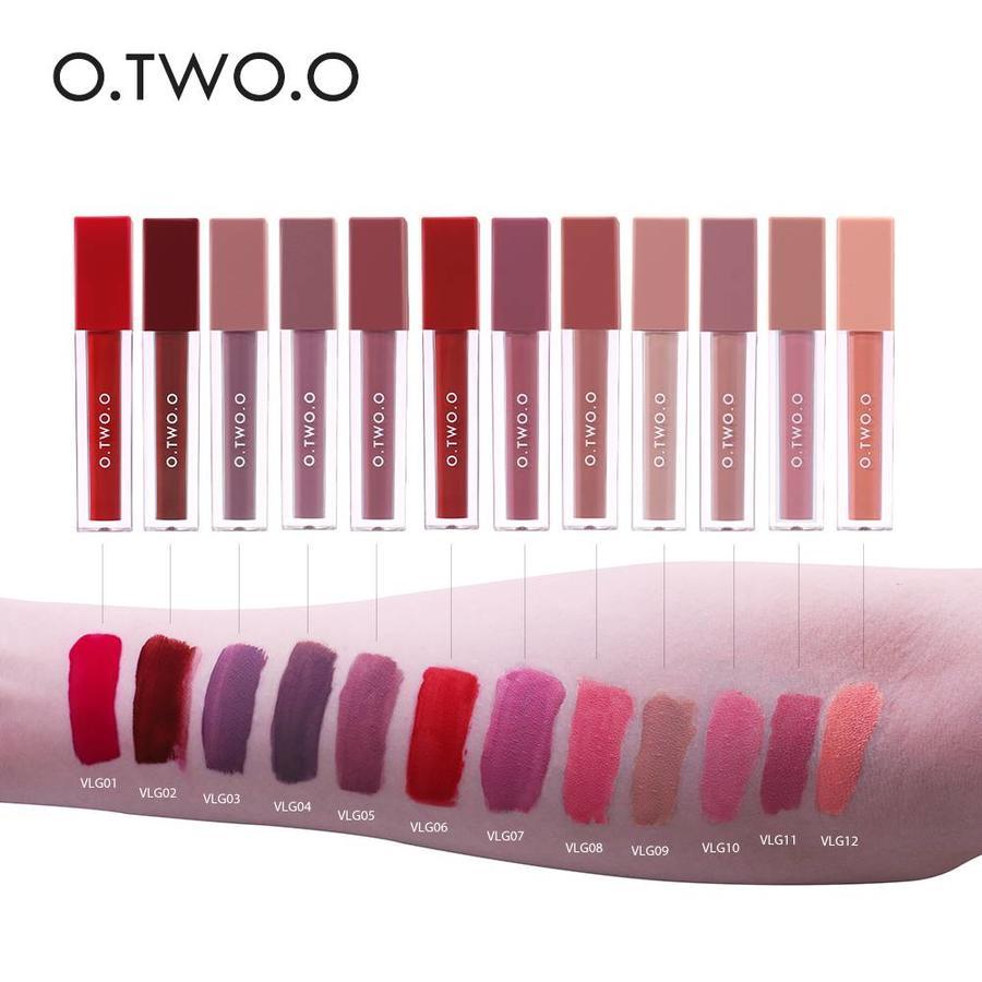 Soft Matte Liquid Lipstick - Color VGL08-2