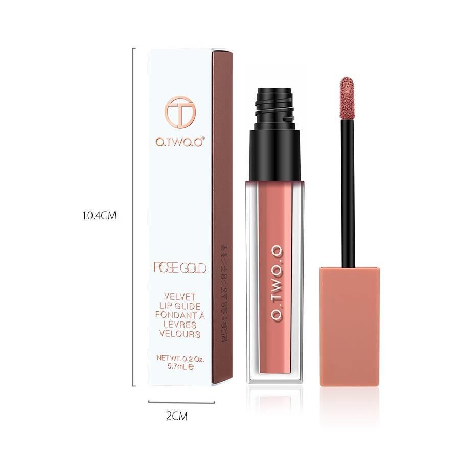 Soft Matte Liquid Lipstick - Color VGL08-10