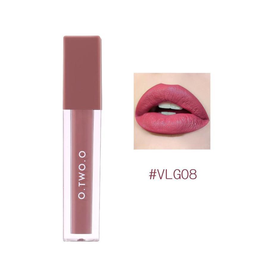 O.Two.O - Soft Matte Liquid Lipstick - Color VGL08-1