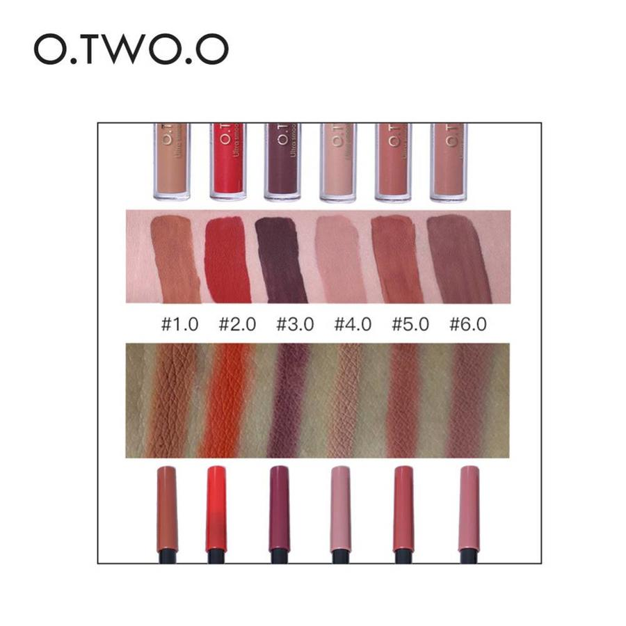 Matte Lipgloss Kit Met Lipliner - Color 3.0 Exorcism-2