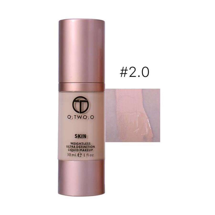 Flawless Smooth Foundation - Color 2.0  Beige-1