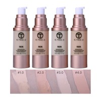 thumb-Flawless Smooth Foundation - Color 4.0 Rose-2