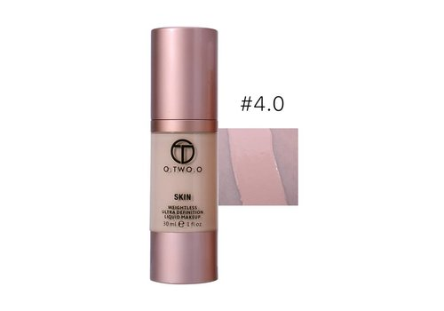 Flawless Smooth Foundation - Color 4.0 Rose