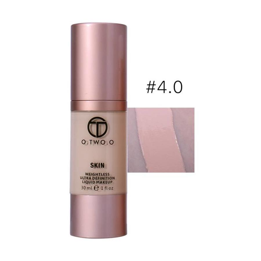 Flawless Smooth Foundation - Color 4.0 Rose-1
