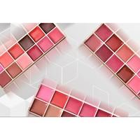 thumb-Watershine Lipstick Palette - 12 Colors #01-5