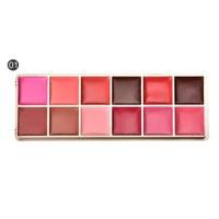 thumb-Watershine Lipstick Palette - 12 Colors #01-1