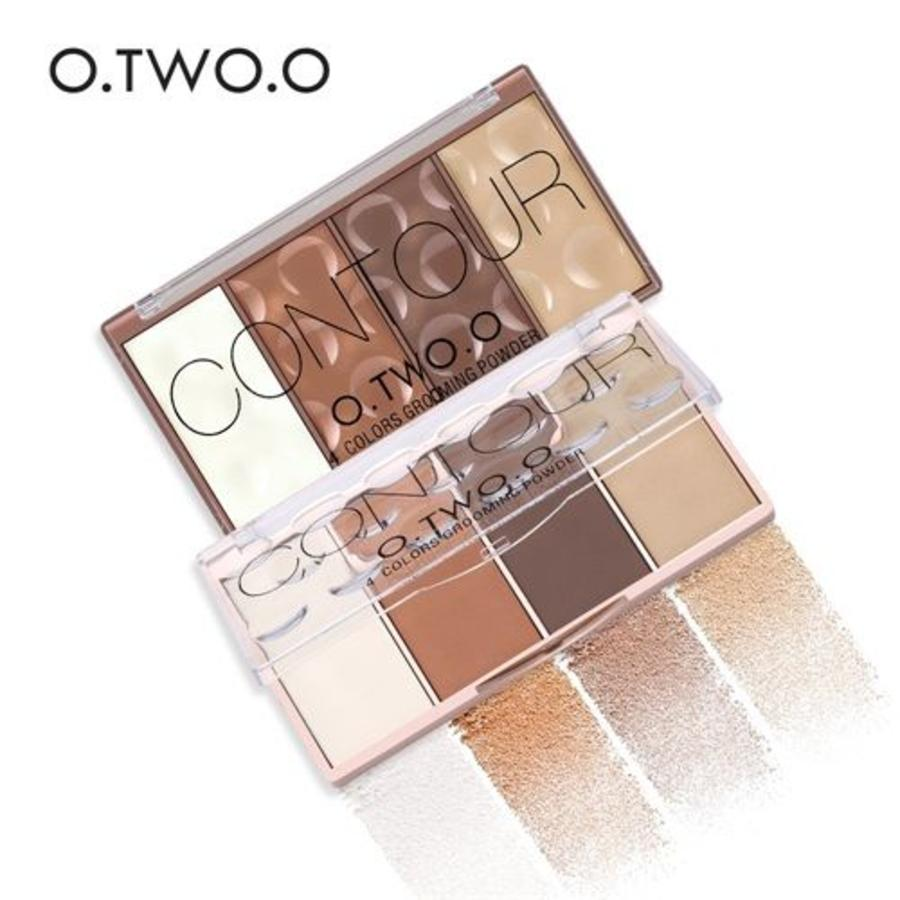 Grooming Powder Higlighter & Contouring - Color #01-6