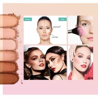 thumb-Grooming Powder Higlighter & Contouring - Color #04-8