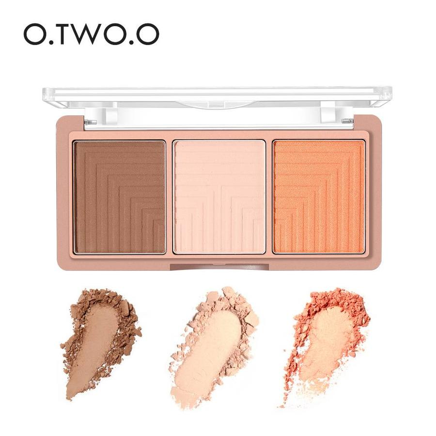 Contouring & Highlighter Pallette - Color 03-5