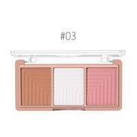 thumb-Contouring & Highlighter Pallette - Color 03-1