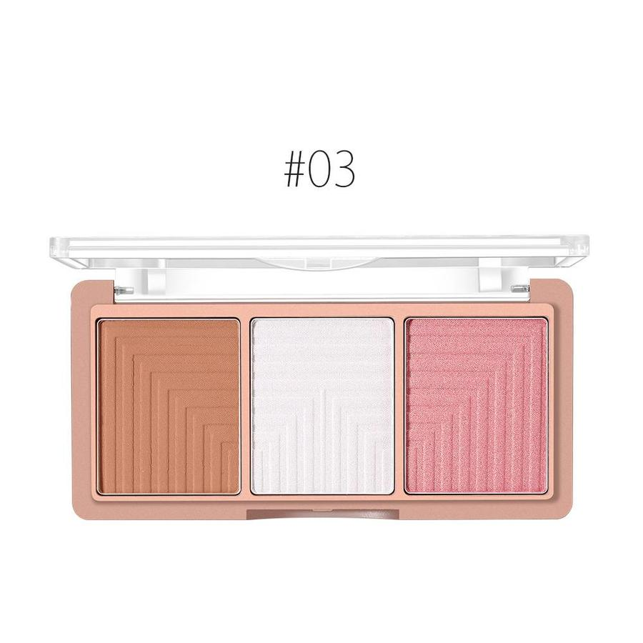 Contouring & Highlighter Pallette - Color 03-1