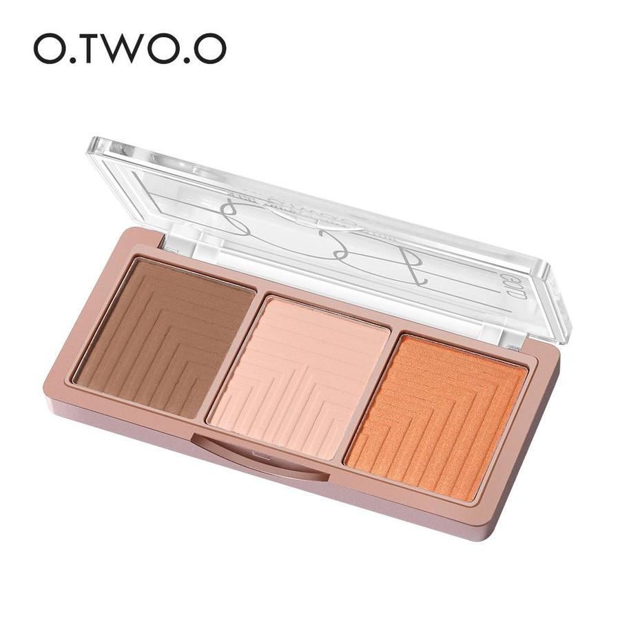Contouring & Highlighter Pallette - Color 04-4