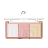 thumb-Contouring & Highlighter Pallette - Color 04-1