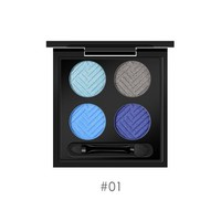 thumb-Palette Oogschaduw Make-Up Set - Color 01-1