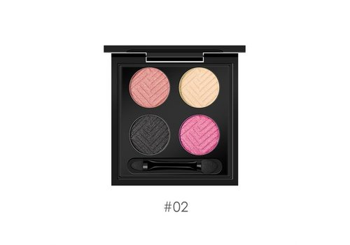 Palette Oogschaduw Make-Up Set - Color 02