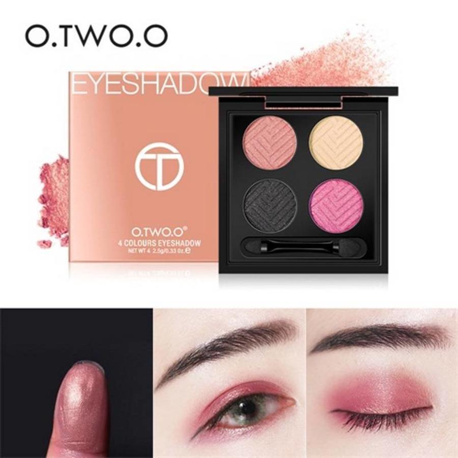 O.Two.O - Palette Oogschaduw Make-Up Set - Color 04-6