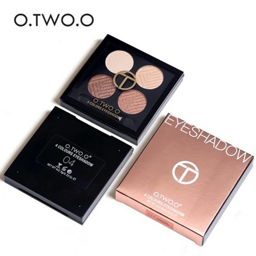 O.Two.O - Palette Oogschaduw Make-Up Set - Color 04-7