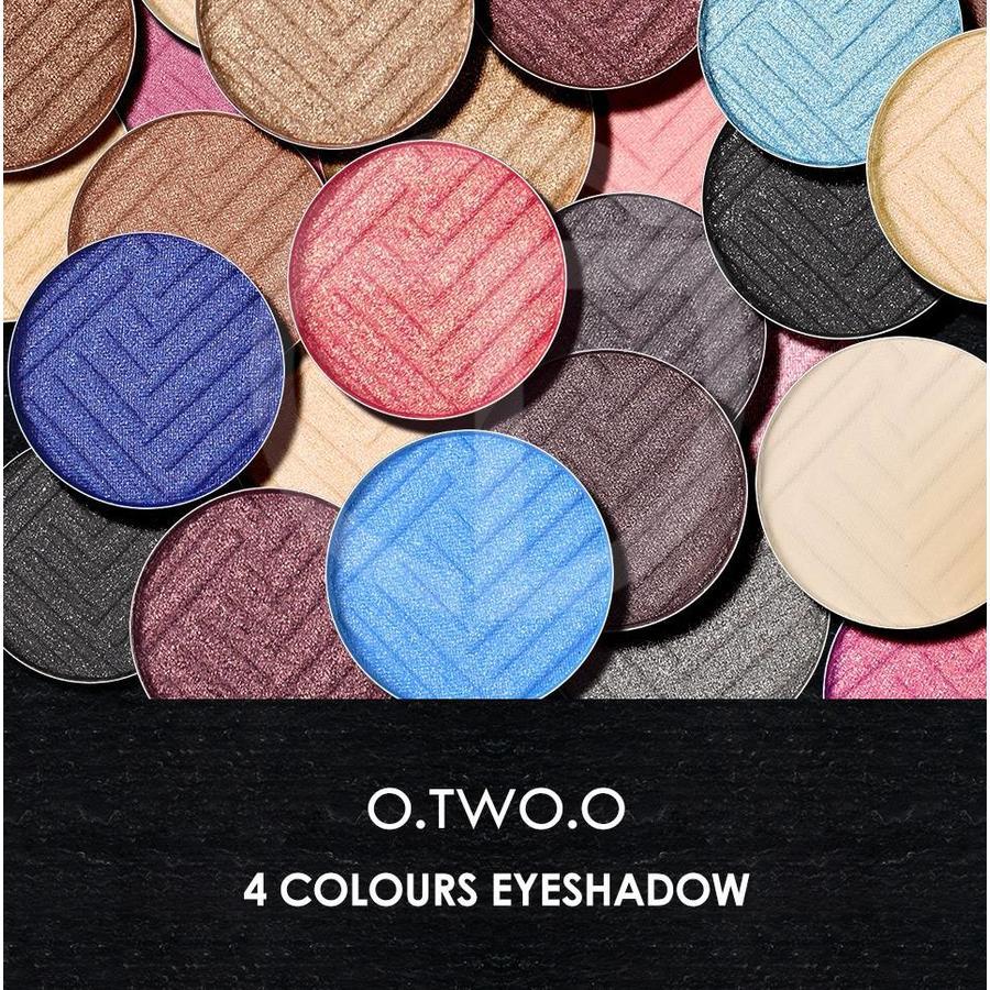 O.Two.O - Palette Oogschaduw Make-Up Set - Color 04-8
