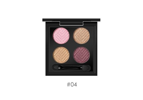 Palette Oogschaduw Make-Up Set - Color 04