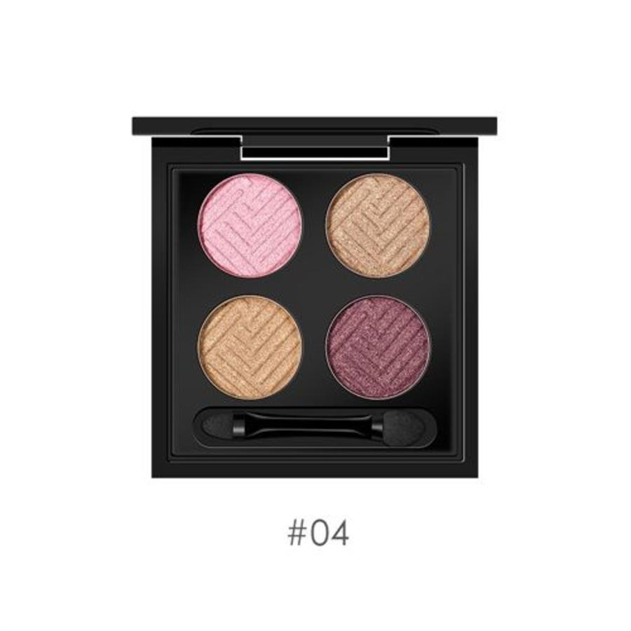 O.Two.O - Palette Oogschaduw Make-Up Set - Color 04-1