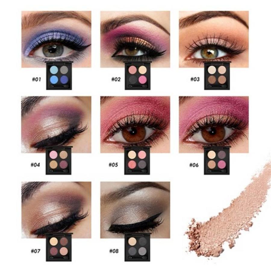 O.Two.O - Palette Oogschaduw Make-Up Set - Color 07-4