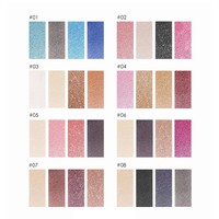 thumb-Palette Oogschaduw Make-Up Set - Color 07-2