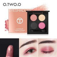 thumb-Palette Oogschaduw Make-Up Set - Color 08-6