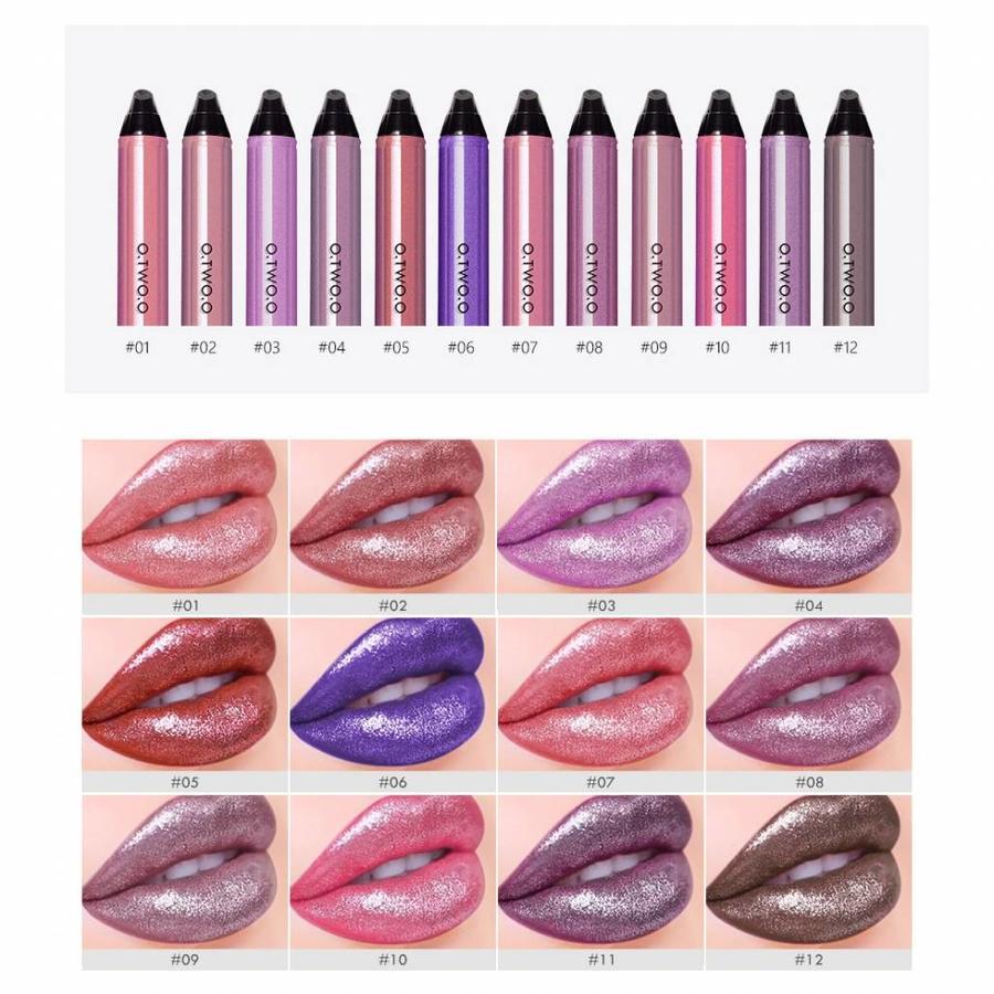 High Shimmer Liquid Lip Gloss- Color 03-2