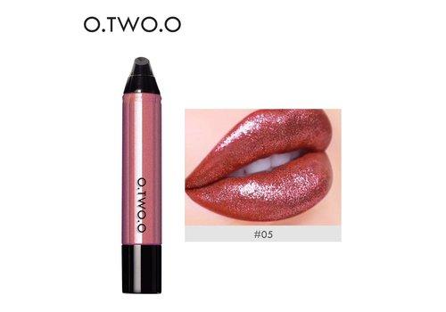 High Shimmer Liquid Lip Gloss- Color 05