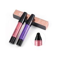 thumb-High Shimmer Liquid Lip Gloss- Color 08-5