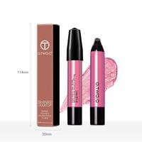 thumb-High Shimmer Liquid Lip Gloss- Color 08-6
