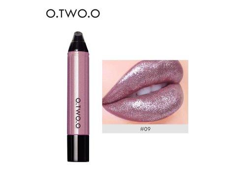 High Shimmer Liquid Lip Gloss- Color 09
