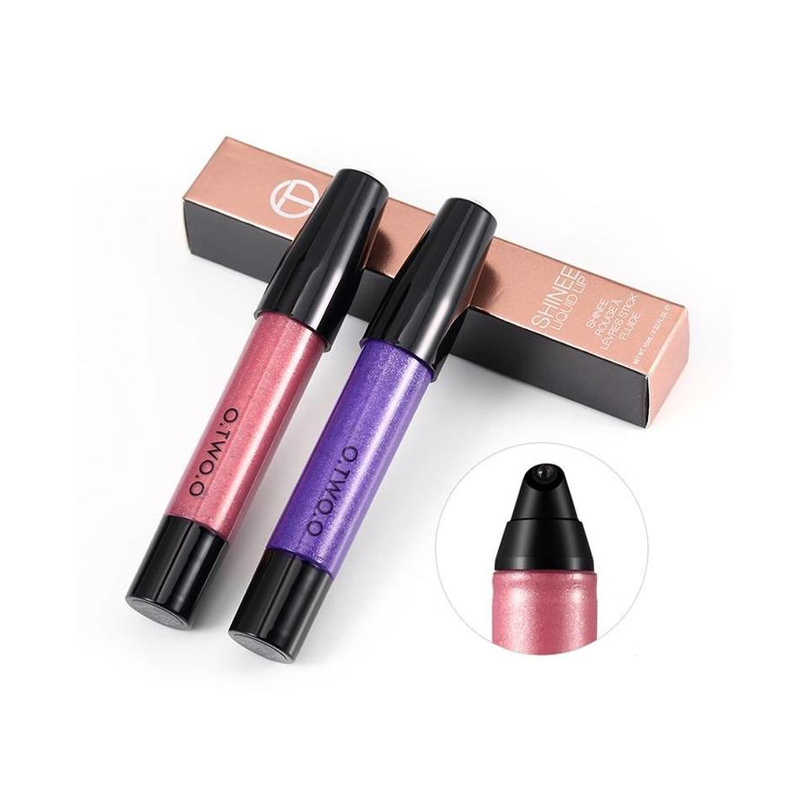 High Shimmer Liquid Lip Gloss- Color 10-5