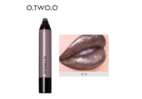 High Shimmer Liquid Lip Gloss- Color 12