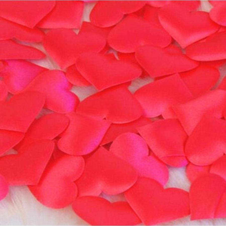 PaCaZa - Hartjes - Roze (ca - 100 stuks)-3