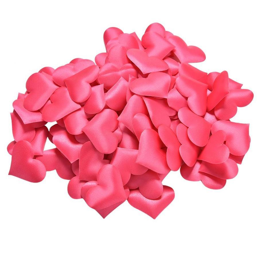 PaCaZa - Hartjes - Roze (ca - 100 stuks)-2